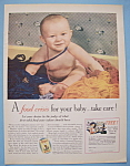 Vintage Ad: 1936 Cream Of Wheat