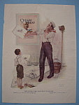 Vintage Ad: 1920 Cream Of Wheat