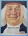 Vintage Ad: 1972 Quaker Oatmeal