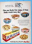 Vintage Ad: 1954 Post Tens