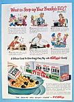 Vintage Ad: 1946 Kellogg's Variety