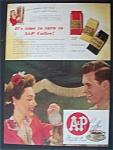 1944 A & P Coffee