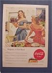 Vintage Ad: 1948 Coca - Cola