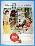 Vintage Ad: 1950 Coca Cola