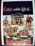 Vintage Ad: 1977 Coca Cola (Coke)