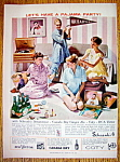 1957 Canada Dry With Girls & Pajama Party
