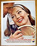 Vintage Ad: 1962 Pepsi Cola