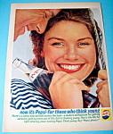 Vintage Ad: 1962 Pepsi-cola