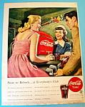 Vintage Ad: 1948 Coca Cola