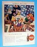 Vintage Ad: 1946 Coca Cola