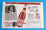 Vintage Ad: 1940 Pepsi Cola