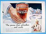 Vintage Ad: 1937 Coca Cola