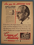 1938 Schenley Whiskey W/dean Cornwell/norman Rockwell