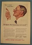 1939 General Motors Plan By Norman Rockwell