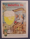 1958 Ballantine Ale