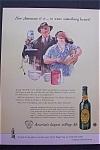 Vintage Ad: 1943 Ballantine's Ale