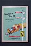 Vintage Ad: 1955 Budweiser Beer