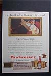 1940 Budweiser Beer
