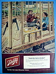 Vintage Ad: 1952 Schlitz Beer By Austin Briggs