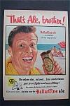1955 Ballantine Ale