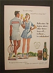 1951 Ballantine's Ale