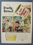 1955 Goetz Country Club Malt Liquor