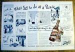 Vintage Ad: 1940 Schlitz Beer