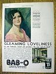 1929 Bab-o By Bradshaw Crandell