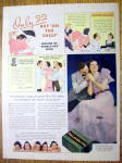 1937 Palmolive With Man & Woman Sitting