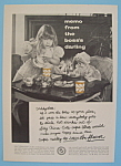 Vintage Ad: 1958 Lily Cups
