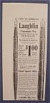 1904 Laughlin Fountain Pen