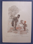 1916 Cream Of Wheat Cereal Ad With Little Boy