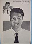 Vintage Ad: 1955 Van Heusen Shirts W/burt Lancaster