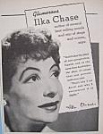 Vintage Ad: 1944 Arrid Deodorant W/ Ilka Chase
