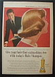 1959 Halo Shampoo With Farley Granger