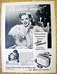 Vintage Ad: 1946 Lux Toilet Soap With Judy Garland