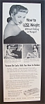Vintage Ad: 1953 Ayds Weight Plan With Yvonne De Carlo