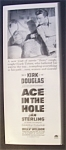 1951 Movie Ad For Ace In The Hole