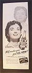 1951 Royal Crown Cola With Ann Blyth