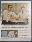 1954 Van Heusen Moulin Rouge With Charlton Heston
