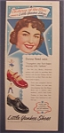 1955 Little Yankee Shoes With Donna Reed