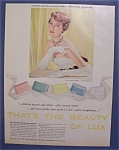 1958 Lux Soap With Taina Elg