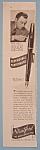 Vintage Ad: 1945 Stratford Pens W/ Fred Allen