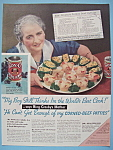 Vintage Ad:1937 Royal Baking Powder W/bing Crosby's Mom