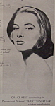 Vintage Ad: 1955 Lux Toilet Soap W/ Grace Kelly