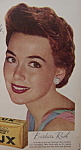 Vintage Ad: 1956 Lux Soap With Barbara Rush