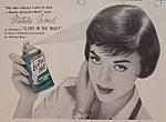 Vintage Ad: 1956 Lustre-net With Natalie Wood
