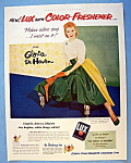 Vintage Ad: 1951 Lux Soap With Gloria De Haven