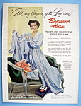 Vintage Ad: 1950 Lux Flakes With Barbara Hale