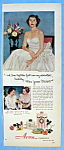 Vintage Ad: 1951 Avon Cosmetics With Mrs. James Stewart